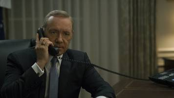 Netflix picked Inauguration Day to tease House of Cards' fifth season