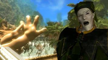 touch the skyrim: nick and griffin drown the world and remake wave race 64