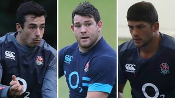 Six Nations 2017: England include Mike Williams, Nathan Catt and Alex Lozowski