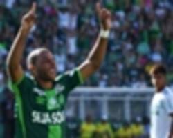 chapecoense return to pitch for emotional first match against palmeiras