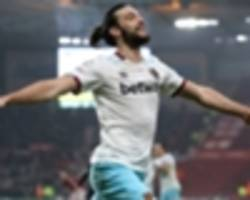 middlesbrough 1-3 west ham: carroll double sinks karanka's boro
