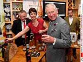 prince charles charity received £6m in one year