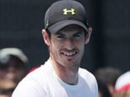 Agassi: Australian Open is Murray's to lose