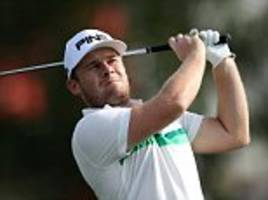 hatton bounces back into the lead in the hsbc championship