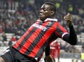 Nice striker Mario Balotelli accuses Bastia fans of racism