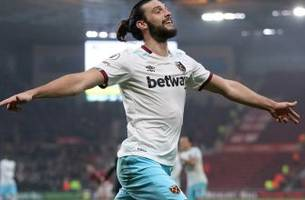 carroll scores twice as west ham beats middlesbrough 3-1