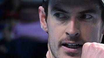 andy murray ready for serve-volley test against mischa zverev
