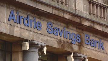 Local banking 'alive' in Scotland after Airdrie collapse