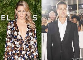Kate Hudson's Brother Hilariously Reacts to Rumor That the Actress Is Dating Brad Pitt