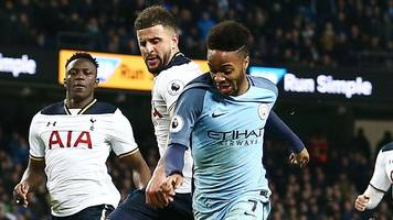guardiola questions late penalty call as walker admits push on sterling