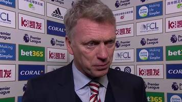 west brom 2-0 sunderland: conceding goals is a 'disease' for us - david moyes