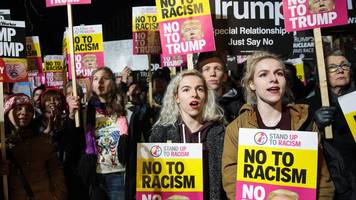 UK women set to march against Trump