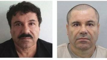 the most serious charges against drug lord 'el chapo'