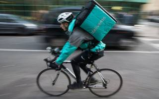 that healthy diet is about to last longer: deliveroo is down