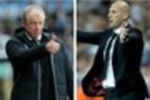 Derby County boss Steve McClaren will not be picking a fight with...