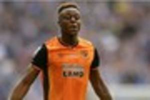 Hull City's forgotten man Moses Odubajo: 'Freak injuries were...