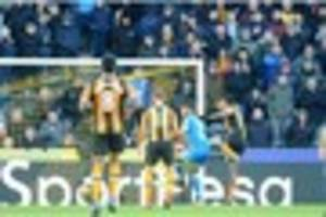 hull city one of the best at salvaging points in the premier...
