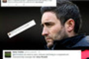 bristol city fans call for gary rowett to replace lee johnson, if...