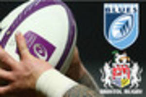 cardiff blues v bristol rugby live: scores and updates from the...