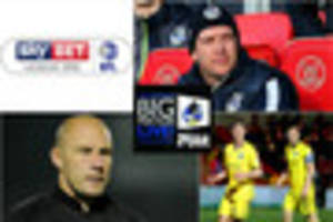walsall vs bristol rovers live score and goal updates from sky...