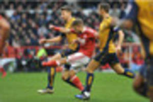 nottingham forest 1 bristol city 0: reds player ratings