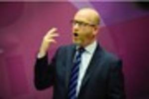 video: ukip leader paul nuttall vows to be 'champion' for...