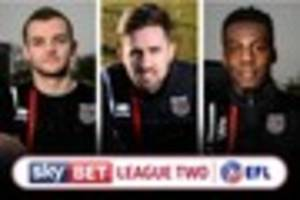 Grimsby Town TRANSFER NEWS: Bignot speaks about Osborne, Clements...