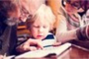 Thousands of grandparents missing out on credits for looking...