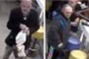 Clacton McDonald's theft sees man snatch woman's bag from table