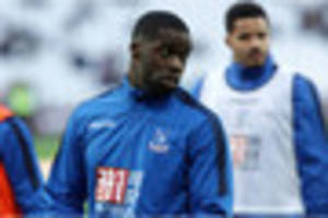 crystal palace new boy handed first start as eagles make eight...