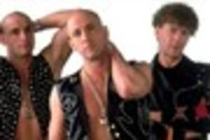 sir cliff richard supported them and now it's right said fred's...