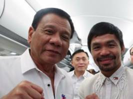 Manny Pacquiao Throws Himself Into Nasty Floyd Mayweather/Conor McGregor Beef