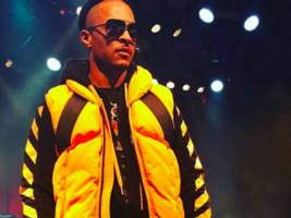 t.i. & tyrese sadly show us how un-lit donald trump's inauguration was
