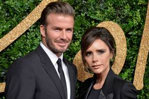 it's dosh and becks as victoria and david beckham bag £22million profit in one year