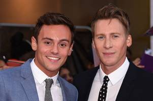 tom daley admits he had secret cyber sex with a fan while ducking and diving behind fiance's back