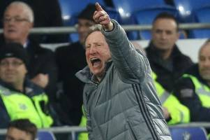 'i was selfish to send on rhys healey!' cardiff city boss reveals repercussions of match-winning cameo