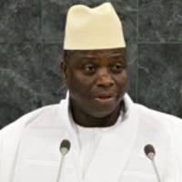 Disgraced Gambia's Yahya Jammeh leaves Gambia today into exile