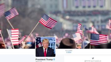 Was there a Trump Twitter glitch?