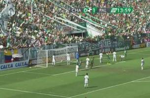 Watch Chapecoense score in emotional first game since plane crash