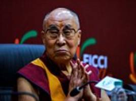 dalai lama hopes trump and putin will work together