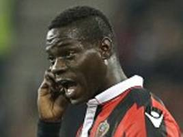 Mario Balotelli was racially abused confirms team-mate