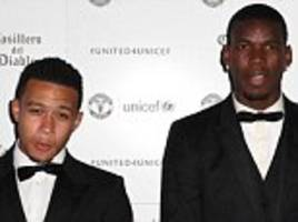 paul pogba must learn from depay failure, says gullit