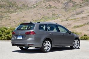 i drove a lot of cars in 2016 — and this vw wagon is the one i disliked the most