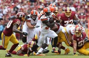 what should the browns do with isaiah crowell?