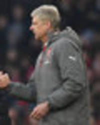 arsene wenger: what i thought of arsenal beating burnley