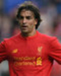 winger could move to anfield this month: he already has liverpool shirt number