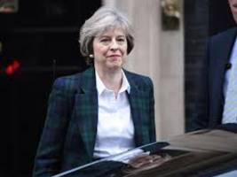 UK PM Theresa May to meet Donald Trump next week on US visit: White House
