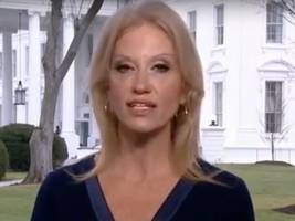 Kellyanne Conway: Donald Trump Is Not Going To Release His Tax Returns