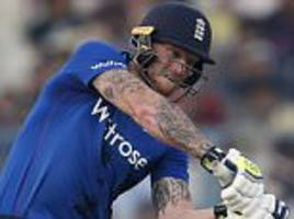 ben stokes fireworks help england beat india by five runs