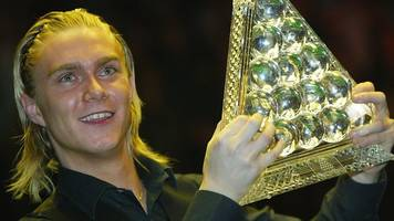 paul hunter: three-time masters champion remembered